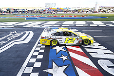 Monster Energy NASCAR Cup Series Bank of America ROVAL 400 - 30 Sept 2018