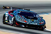 September 21-24, 2017: Lamborghini Super Trofeo at Laguna Seca. Juan Perez, DAC Motorsports, Lamborghini Palm Beach, Lamborghini Huracan LP620-2
