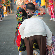 Traditional Temple Festival