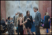 IMOGEN MUNSEY; ARABELLA MUSGRAVE; ROSS QUARRELL, Drinks party to launch this year's Frieze Masters.Hosted by Charles Saumarez Smith and Victoria Siddall<br />  Academicians' room - The Keepers House. Royal Academy. Piccadilly. London. 3 July 2014