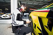 #1 Lee Carpentier, Change Racing, Lamborghini of the Carolinas