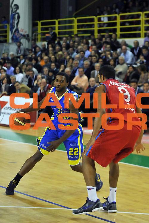 DESCRIZIONE : Casale Monferrato Lega A 2011-12 Novipiu Casale Monferrato Fabi Shoes Montegranaro<br /> GIOCATORE : Jerel McNeal<br /> CATEGORIA :  <br /> SQUADRA : Fabi Shoes Montegranaro<br /> EVENTO : Campionato Lega A 2011-2012<br /> GARA : Novipiu Casale Monferrato Fabi Shoes Montegranaro<br /> DATA : 27/11/2011<br /> SPORT : Pallacanestro<br /> AUTORE : Agenzia Ciamillo-Castoria/M.Lussoso<br /> Galleria : Lega Basket A 2011-2012<br /> Fotonotizia :  Casale Monferrato Lega A 2011-12 Novipiu Casale Monferrato Fabi Shoes Montegranaro<br /> Predefinita :