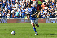 Football - 2019 / 2020 Sky Bet (EFL) Championship - Cardiff City vs. Middlesbrough<br /> <br /> Joe Bennett of Cardiff City on the ball , at the Cardiff City Stadium.<br /> <br /> COLORSPORT/WINSTON BYNORTH