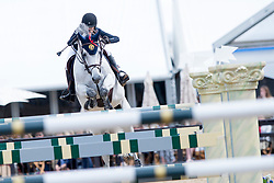 Springsteen Jessica, USA, Cynar W<br /> Rolex Grand Prix Jumping<br /> Royal Windsor Horse Show<br /> © Hippo Foto - Jon Stroud
