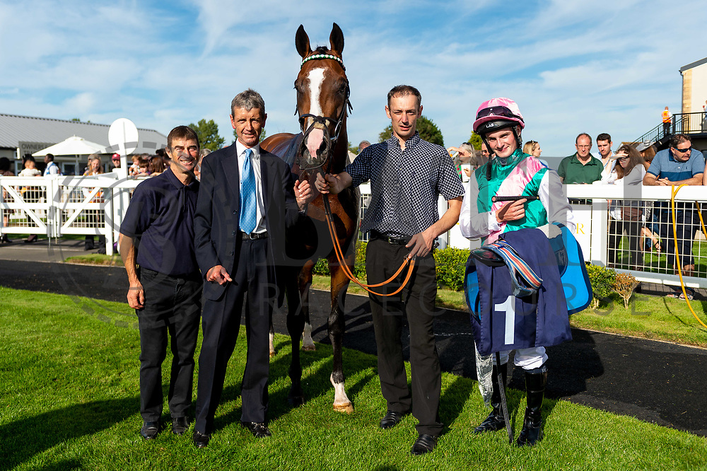 Sash ridden by Adam McNamara and trained by Amanda Perrett in the John Herman Handicap race.  - Ryan Hiscott/JMP - 14/09/2019 - PR - Bath Racecourse - Bath, England - Race Meeting at Bath Racecourse