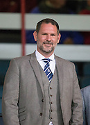 Dundee managing director John Nelms - Dundee v Hamilton Academical in the Ladbrokes Scottish Premiership at Dens Park<br /> <br />  - &copy; David Young - www.davidyoungphoto.co.uk - email: davidyoungphoto@gmail.com