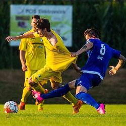 20150809: SLO, Football -2. SNL 2015/16, NK Sencur vs Drava Ptuj