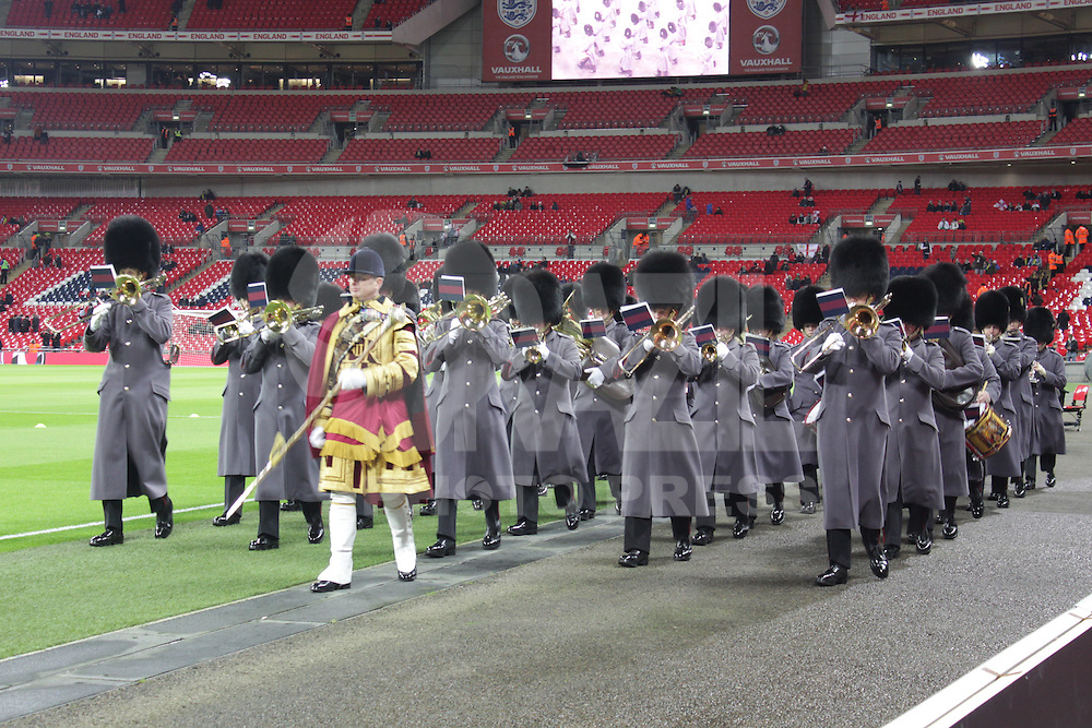 LONDRES, INGLATERRA, 06 DE FEVEREIRO 2013 - AMISOTOSO INGLATERRA X BRASIL - em partida amistosa realizada no Estádio de Wembley, em Londres, Inglaterra, nesta quarta-feira. FOTO: GUILHERME ALMEIDA - BRAZIL PHOTO PRESS.