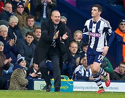 02.02.2014, The Hawthorns, West Bromwich, ENG, Premier League, West Bromwich Albion vs FC Liverpool, 24. Runde, im Bild West Bromwich Albion's head coach Pepe Mel // during the English Premier League 24th round match between West Bromwich Albion and Liverpool FC at the The Hawthorns in West Bromwich, Great Britain on 2014/02/02. EXPA Pictures &copy; 2014, PhotoCredit: EXPA/ Propagandaphoto/ David Rawcliffe<br /> <br /> *****ATTENTION - OUT of ENG, GBR*****