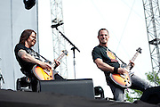 Alter Bridge performing at Carolina Rebellion at Metrolina Expo in Charlotte, NC on May 7, 2011