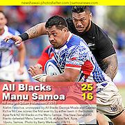 Manu vs All Blacks at Apia Park