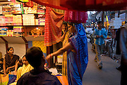 Chandni Chowk, Old Delhi, India.