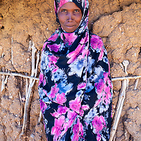 Fatumo is a camel milk producer in Bambas, Ethiopia