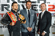 Froch Groves Press Conference 290514
