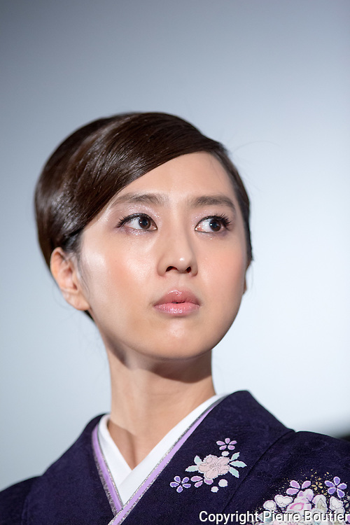 October 31,  Tokyo , Snow Woman   movie  director  Kiki Sugino(Director/Actress),attends   at 29th Tokyo international Film Festival . Pierre Boutier