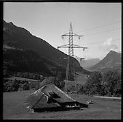 Alpages en Gruyère: Varvalanna dans la Vallée du Motélon, Poyet Rion près de Charmey et En Lys sur les hauts de la commune d'Albeuve, au pied de la dent de Lys. © Romano P. Riedo