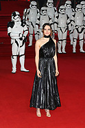 Star Wars: The Last Jedi - European Premiere