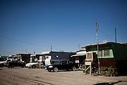 A trailer park in Mendota, Calif., September 10, 2012.