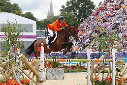 Houtzagers Marc (NED) - Tamino <br /> Olympic Games London 2012<br /> © Dirk Caremans