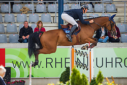 WILL David (GER), C Vier 2<br /> Allianz-Preis<br /> CSI3* - Aachen Grand Prix, Springprüfung mit Stechen, 1.50m<br /> Grosse Tour<br /> Aachen - Jumping International 2020<br /> 06. September 2020<br /> © www.sportfotos-lafrentz.de/Stefan Lafrentz