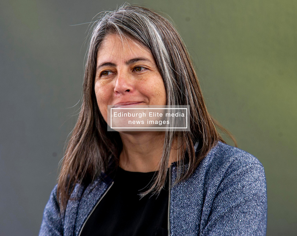 Pictured: Selva Almada <br /> <br /> Argentinian writer Selva Almada has won the Edinburgh International Book Festival's 2019 First Book Award. Her debut novel The Wind That Lays Waste was chosen by readers and visitorsto the 2019 event, having been translated into English for the first time this year by Chris Andrews. <br /> <br /> When it was first published in 2012 the novel was highlighted as one of the best novels of the year by Argentinian journalists. It has since been translated into  French, Portuguese, German and Dutch, and been the basis for an opera created by Beatriz Catani and Luis Menacho.<br /> <br /> Almada went on to write Chicas Muertas (Dead Girls), a non-fiction chronicle of three teenage girls murdered in the 1980s, which established her as one of Argentina's most prominent feminist thinkers as well as a powerful voice in contemporary Latin American fiction. Edinburgh-based Charco Press, who published The Wind That Lays Waste, are set to publish Chicas Muertas in English for the first time next year.<br /> <br /> Selva Almada has also been a finalist of the Rodolfo Walsh Award and of the Tigre Juan Award in Spain.<br /> <br /> Ger Harley   EEm 18 August 2019