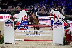 Gaublomme Arnaud, BEL, Plato de Muze Z<br /> Jumping Mechelen 2019<br /> © Hippo Foto - Sharon Vandeput<br /> 28/12/19