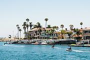 Waterfront Homes In Newport Beach Harbor