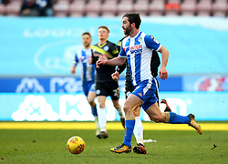 Will Grigg of Wigan Athletic - Mandatory by-line: Robbie Stephenson/JMP - 24/02/2018 - FOOTBALL - DW Stadium - Wigan, England - Wigan Athletic v Rochdale - Sky Bet League One