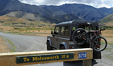Marlborough-Photo feature, Awatere Valley Road through Molesworth Station