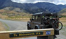 Marlborough-Photo feature, Awatere Valley Road through Molesworth Station