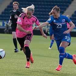 Scotland v Iceland  | Women's Euro 2017 Qualifier | 3 June 2016