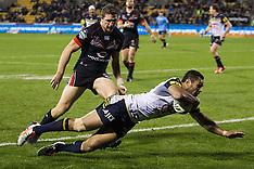 Auckland - NRL - Warriors v Cowboys