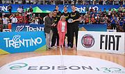 DESCRIZIONE : Trento Nazionale Italia Uomini Trentino Basket Cup Italia Belgio Italy Belgium<br /> GIOCATORE : premiazione germania<br /> CATEGORIA : premiazione coppa premio awards<br /> SQUADRA : Italia Italy<br /> EVENTO : Trentino Basket Cup<br /> GARA : Italia Belgio Italy Belgium<br /> DATA : 12/07/2014<br /> SPORT : Pallacanestro<br /> AUTORE : Agenzia Ciamillo-Castoria/A.Scaroni<br /> Galleria : FIP Nazionali 2014<br /> Fotonotizia : Trento Nazionale Italia Uomini Trentino Basket Cup Italia Belgio Italy Belgium