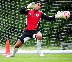 Bristol City's trailist Kelle Roos - Photo mandatory by-line: Dougie Allward/JMP - Tel: Mobile: 07966 386802 01/07/2013 - SPORT - FOOTBALL - Bristol -  Bristol City - Pre Season Training - Npower League One