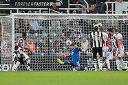 Newcastle United v Cheltenham Town 23/08/2016