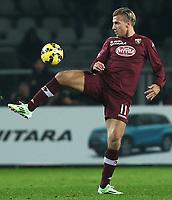 Maxi Lopez Torino, Torino 14-01-2015, Stadio Olimpico, Football Calcio 2014/2015 Coppa Italia, Torino - Lazio, Foto Marco Bertorello/Insidefoto