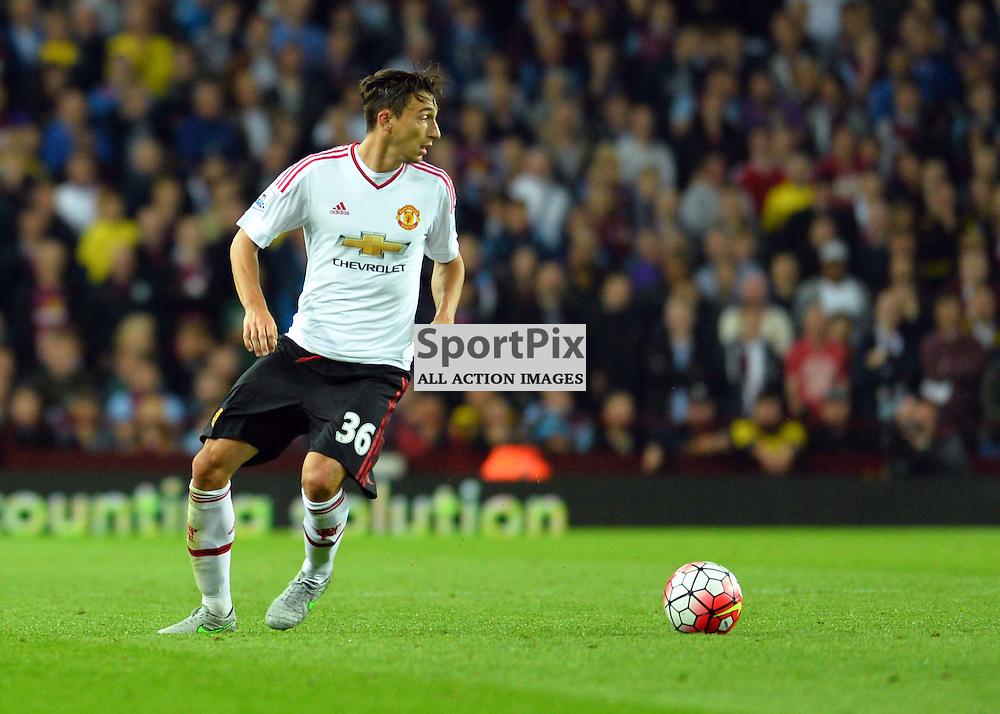 Matteo Darmain of Man.Utd