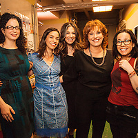 Employee of the Month - Emily Nussbaum, Catie Lazarus, Stacy London, Joy Behar, Janeane Garofalo