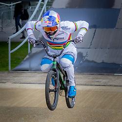 30-08-2020: Wielrennen: BMX - Road to Tokyo & WK 2021: Papendal<br /> Twan van Gendt30-08-2020: Wielrennen: BMX - Road to Tokyo & WK 2021: Papendal
