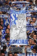 Fussball Bundesliga 2011/12: FC Schalke 04 - Hertha BSC Berlin