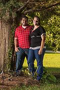 Alejandro and Hadley Engagement | New Bern Photographers