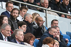 Jose Mourinho sat watching Brighton & Hove Albion v Middlesbrough - Mandatory byline: Jason Brown/JMP - 07966 386802 - 19/12/2015 - FOOTBALL - American Express Community Stadium - Brighton,  England - Brighton & Hove Albion v Middlesbrough - Championship