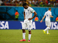 Danie Sturridge during the 2014 FIFA World Cup match at Arena da Amazonia, Manaus<br /> Picture by Andrew Tobin/Focus Images Ltd +44 7710 761829<br /> 14/06/2014