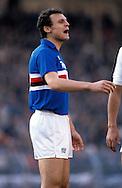 15.12.1985, Stadio Ferraris, Genova, Italy..Serie A, Sampdoria v SS Napoli..Pietro Vierchowod - Sampdoria.©JUHA TAMMINEN