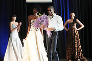 April 7, 2012 New York, NY:  Designer b.Michael attends the 62nd Annual Women of Distinction Spirit Awards Luncheon & Fashion Show sponsored by The Links, Inc- Greater New York Chapter held at Pier Sixty at Chelsea Piers on April 7, 2012 in New York City...Established in 1946, The Links,  incorporated, is one of the nation's oldest and largest volunteer service of women, linked in friendship, are committed to enriching, sustaining and ensuring the culture and economic survival of African-American and persons of African descent . The Links Incorporated is a not-for-profit organization, which consists of nearly 12, 000 professional women of color in 272 located in 42 states, the District of Columbia and the Bahamas. (Photo by Terrence Jennings)
