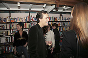 Robert Denning, Book launch of Pretty Things by Liz Goldwyn at Daunt <br />