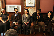 Noelle Theard at Artist talk of ' Shoot-Out: Lonely Crusade..An Homage to Jamel Shabazz ' held at The George and Leah McKenna African American Museum of Art on December 12, 2008 in New Orleans, Louisana