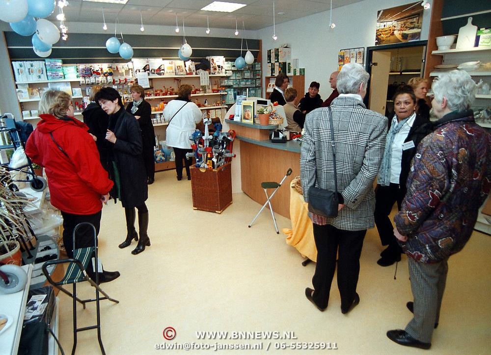 Open dag vernieuwde thuiszorgwinkel Plein 2000 Huizen