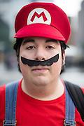Super Mario character costume