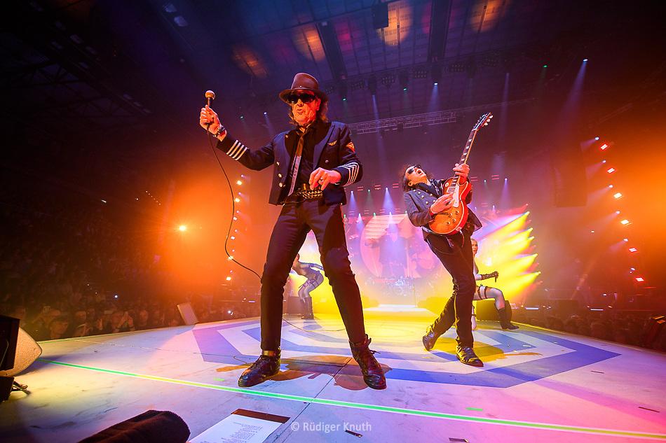 Premiere Tour 2017 von Udo Lindenberg in der Sparkassen Arena in Kiel am 03.May 2017. Foto: Rüdiger Knuth